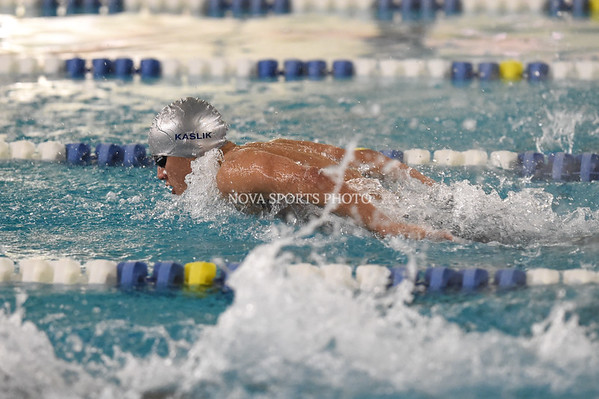 AW Swim Conference 22 Championship, Boys 100 Yard Butterfly-4