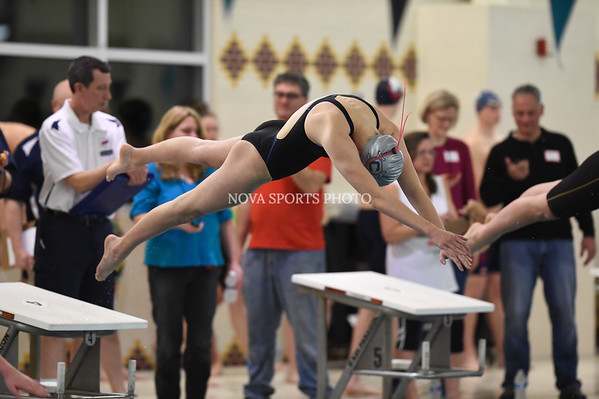 AW Swim Conference 22 Championship, Girls 200 Yard IM-2