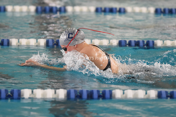 AW Swim Conference 22 Championship, Girls 200 Yard Medley-4