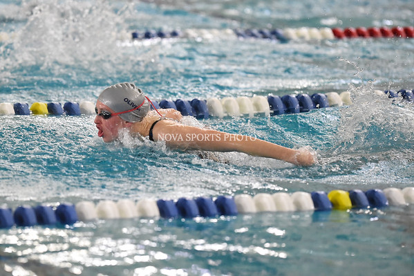 AW Swim Conference 22 Championship, Girls 200 Yard IM-4