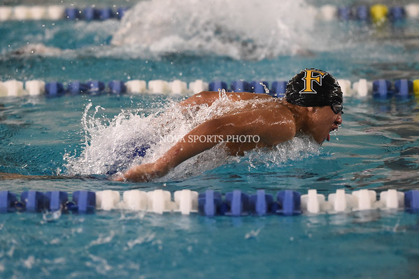 AW Swim Conference 22 Championship, Boys 100 Yard Butterfly-5
