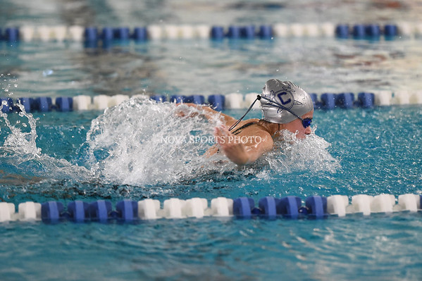 AW Swim Conference 22 Championship, Girls 100 Yard Butterfly-4