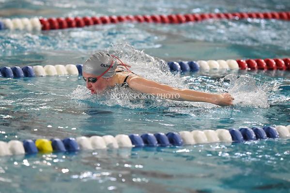 AW Swim Conference 22 Championship, Girls 200 Yard IM-3