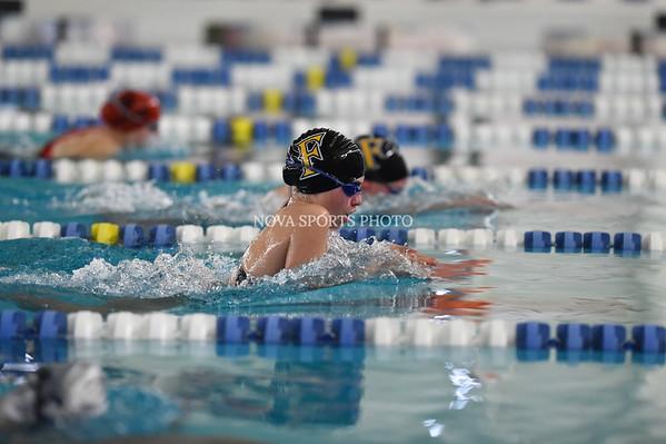 AW Swim Conference 22 Championship, Girls 100 Yard Breaststroke-6