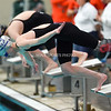 AW Swimming 5A State Semifinals, Girls 50 Yard Freestyle-3