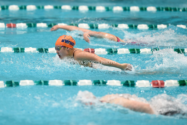 AW Swimming 5A State Semifinals, Girls 100 Yard Butterfly-23