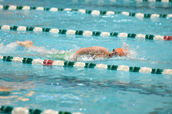 AW Swimming 5A State Semifinals, Girls 200 Yard IM-3