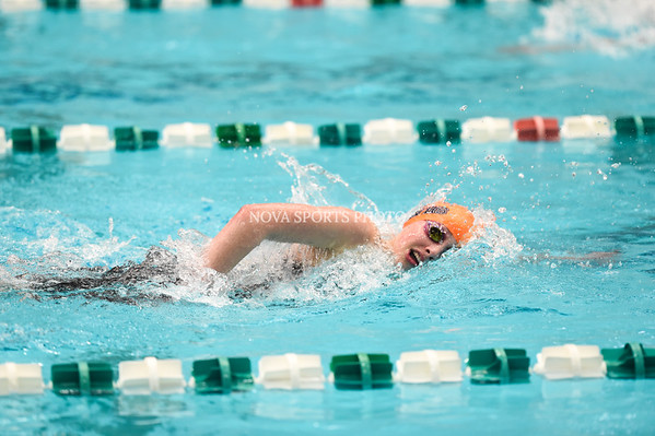 AW Swimming 5A State Semifinals, Girls 500 Yard Freestyle-12