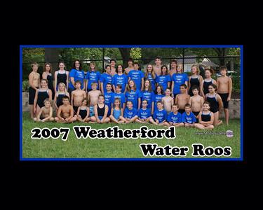 2007 Swim Season