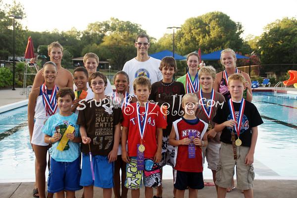 2009, 07-14 Swim PARTY