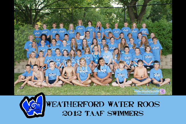2012 Swim Season