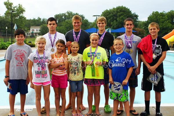 2013, 07-16 Swim Party