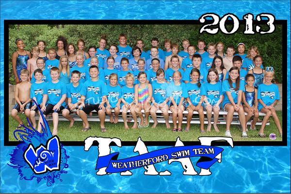 2013 Swim Season