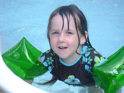 Pool at Gigi's 2010