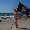Bikini Swimsuit Model Goddess finished in Lightroom 4