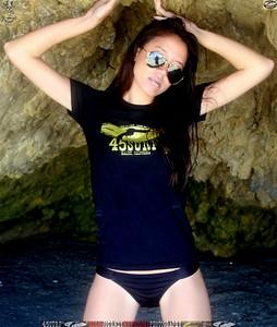 45surf bikini swimsuit model shirts hot pretty beauty women girl 013,.,,