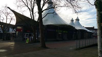 Swindon`s Tented Market 2015
