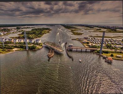 Above The Swing Bridge