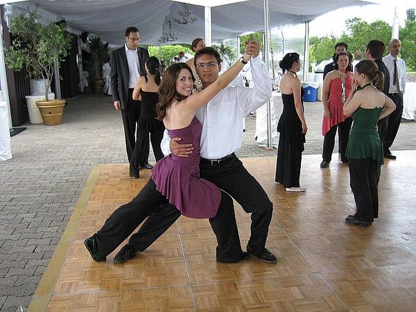 2006 05 20 Sat - Kirk Tarou & Iris Dolowitz lunge