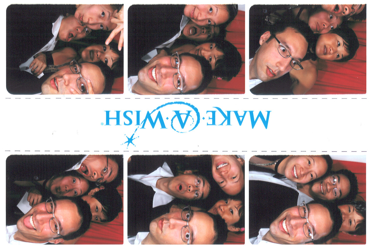 2006 05 20 Sat - Silly Photobooth fun 2