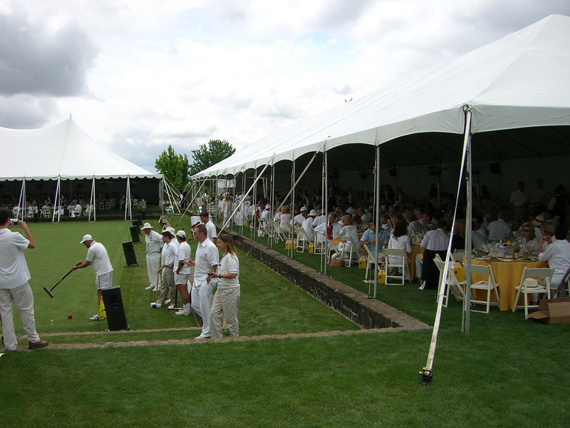 2006 05 20 Sat - Croquet Tournament 1