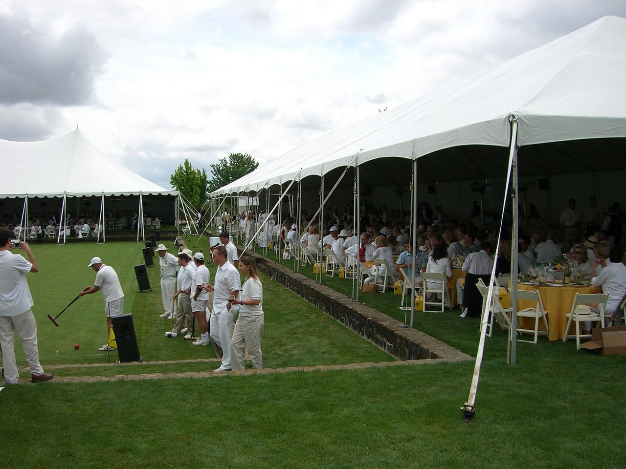 2006 05 20 Sat - Croquet Tournament 1