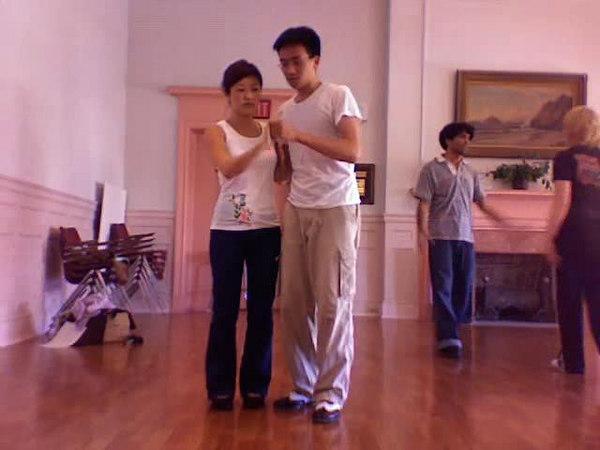 2006 05 08 Mon - Yon Na & Ben Yu - Ending