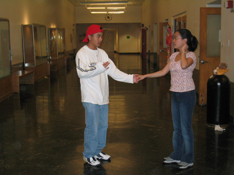 2003 - Sterling Tai & Stephanie Wong