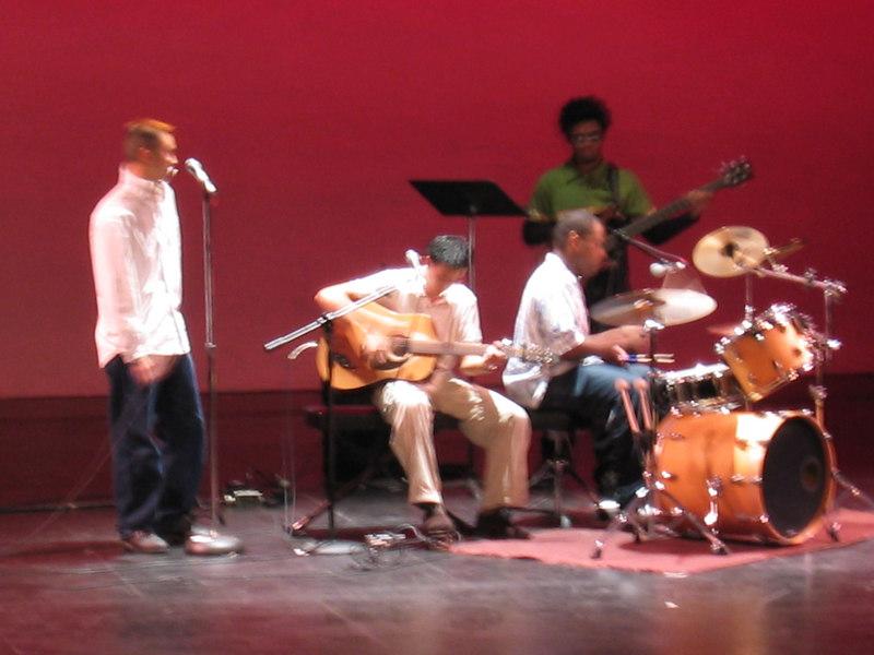 2003 11 15 Saturday - The Movement Showcase - Interlude riff 1