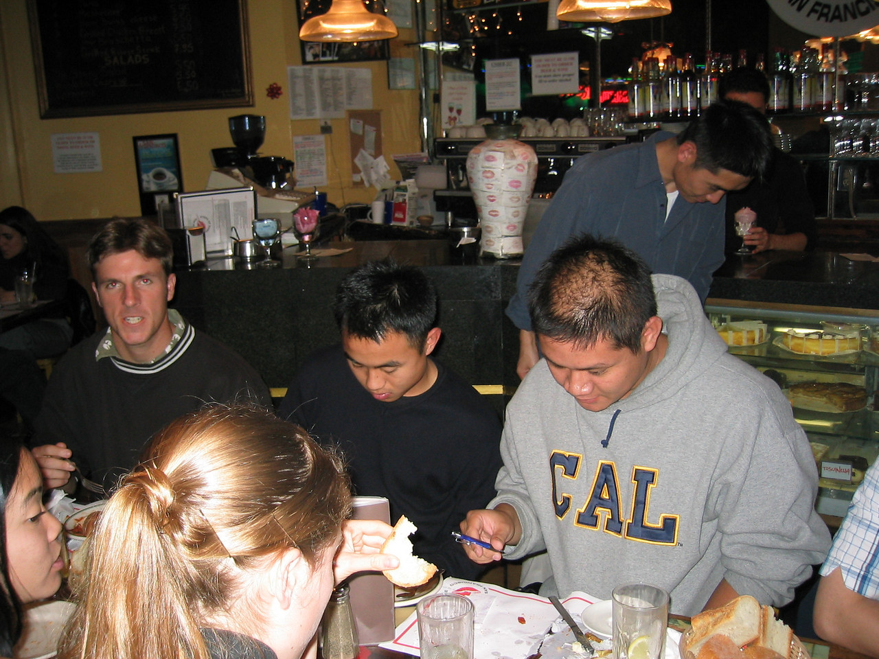 2003 - Steve Childs, Sterling Tai, Anthony Kong, & Howard Zhao