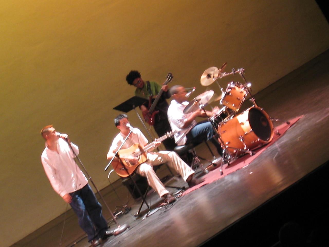 2003 11 15 Saturday - The Movement Showcase - Finale Rest