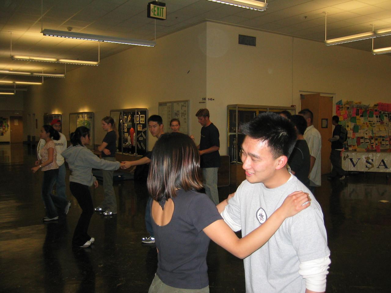 2003 - Cheryl Chan & Steven Wong