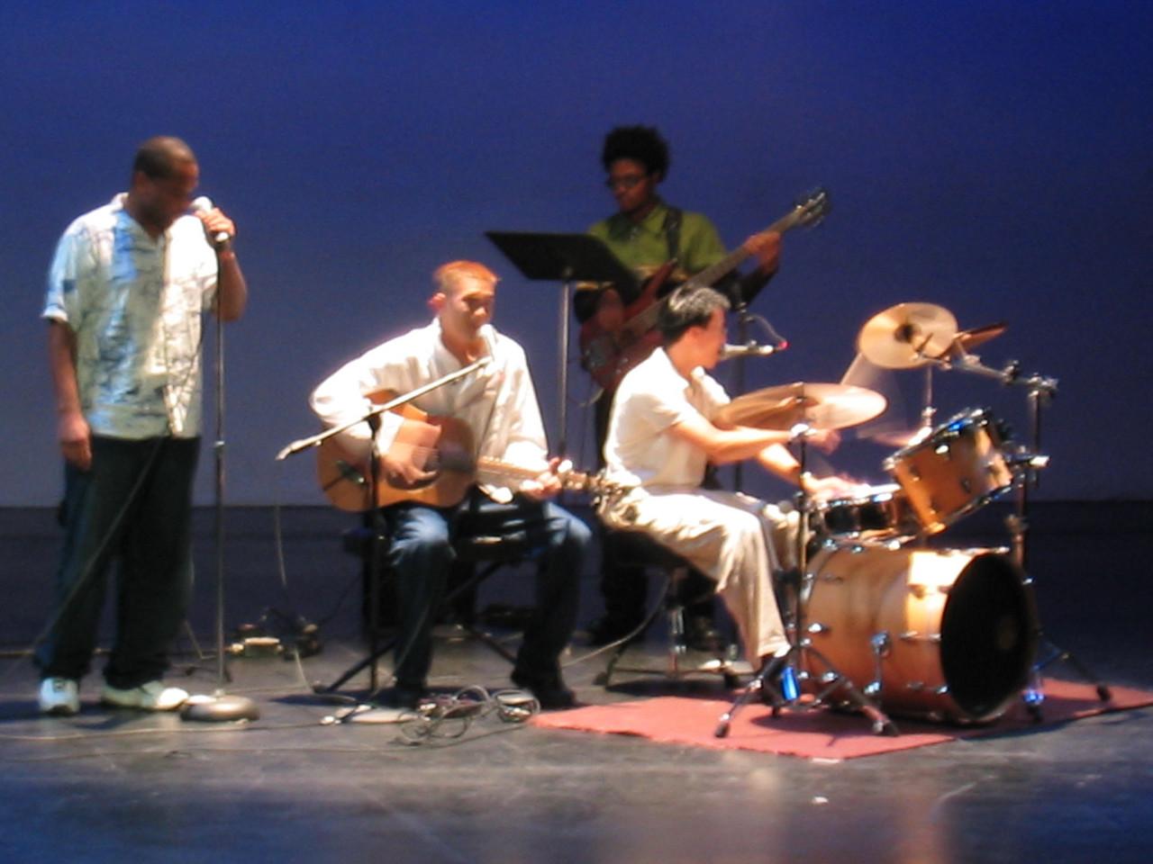 2003 11 15 Saturday - The Movement Showcase - Rest