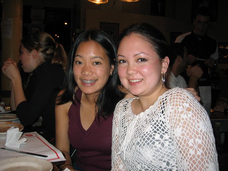 2003 - Stephanie Wong & Cathy Clerkin