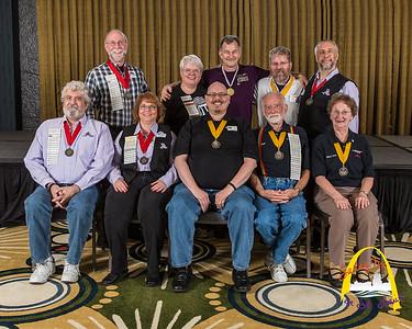 Medallion Recipients