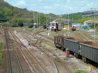 Tavistock Jcn yard