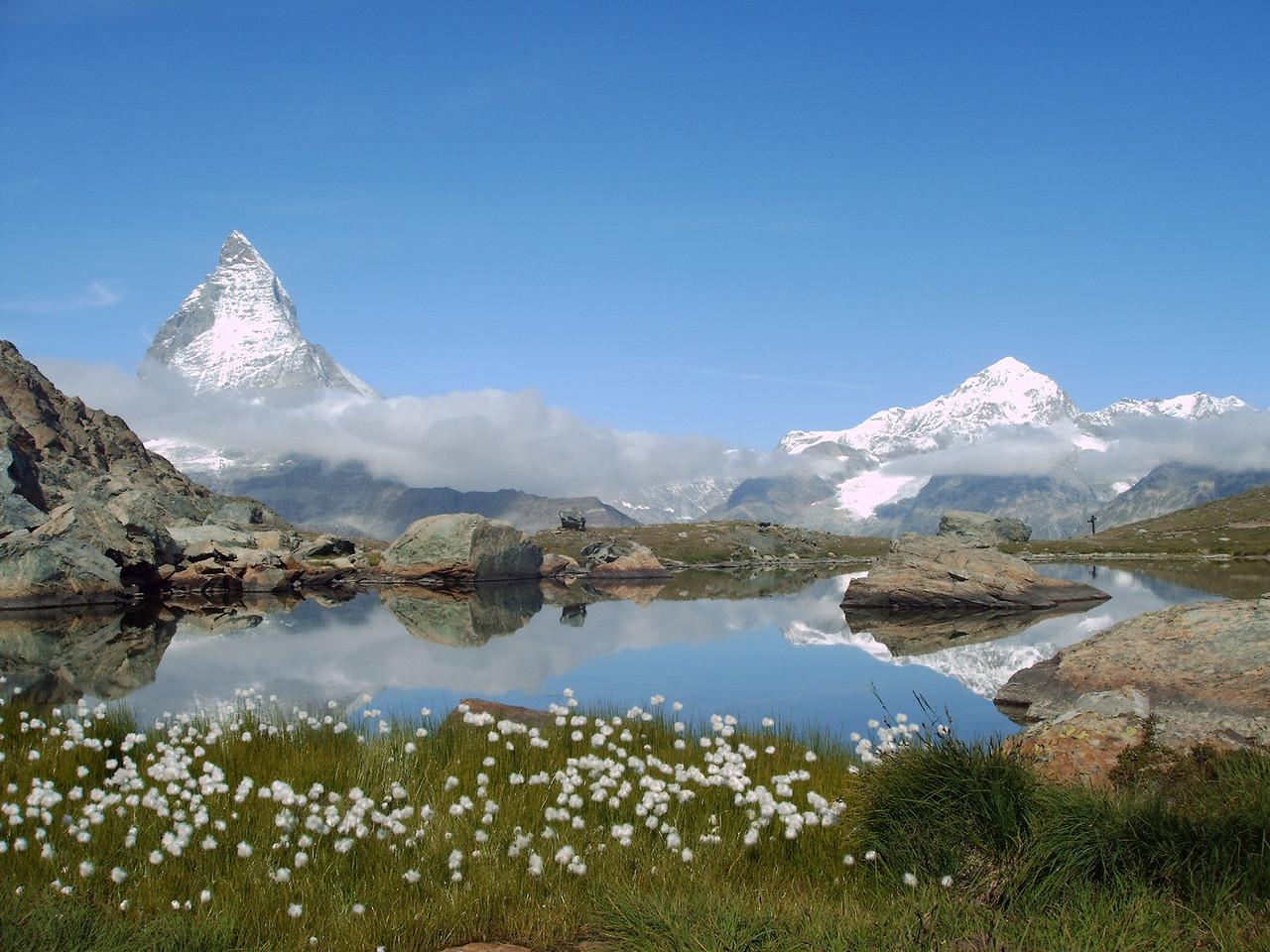 matterhorn zermatt optional
