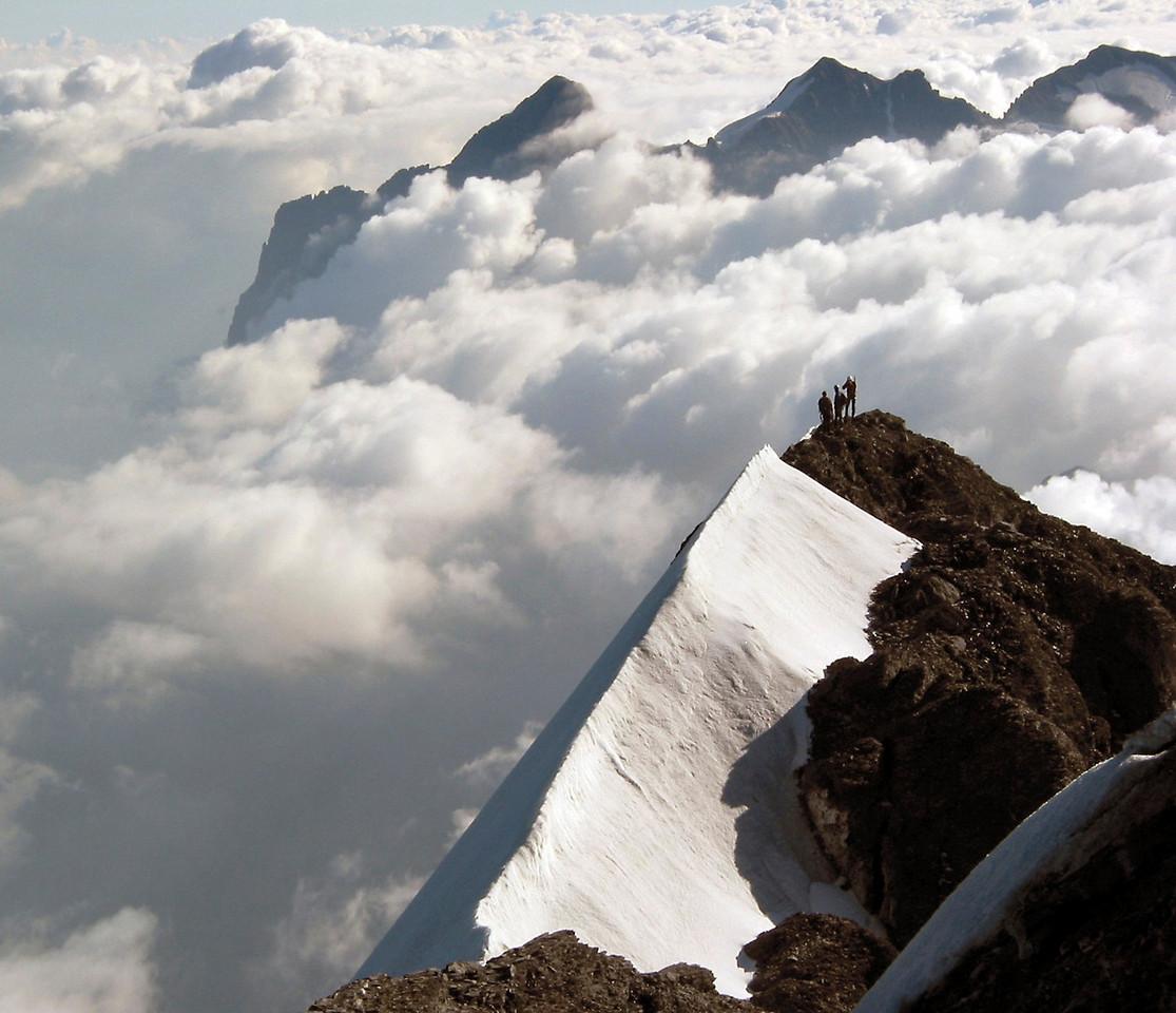 eiger-summit