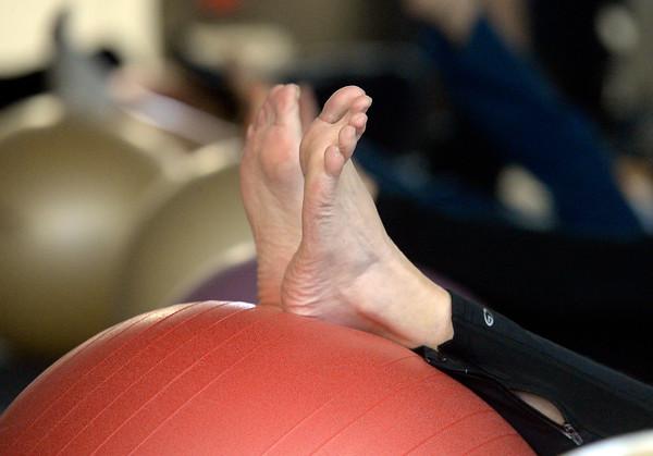 Swiss Ball Workout