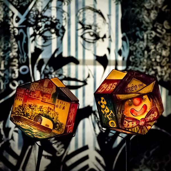 Lanterns; Basler Morgestraich; Basel; Switzerland