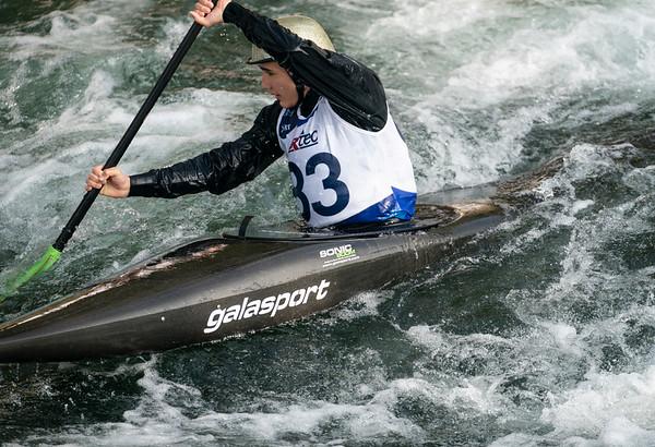 Swiss Kayak Challenge 2018