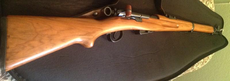 Swiss Rifles