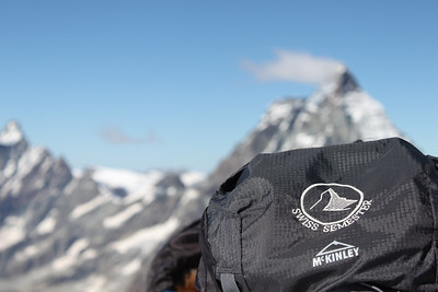The 2014 Swiss Semester backpack