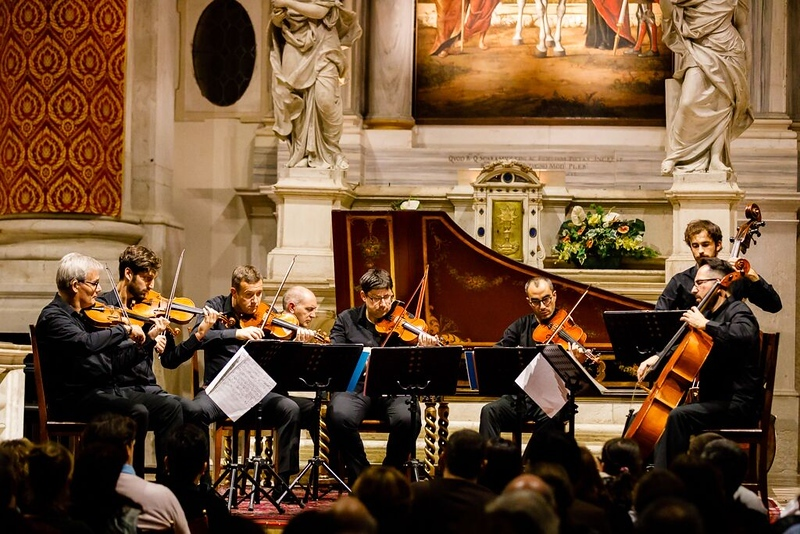 Evening concert Vivaldi's Four Seasons