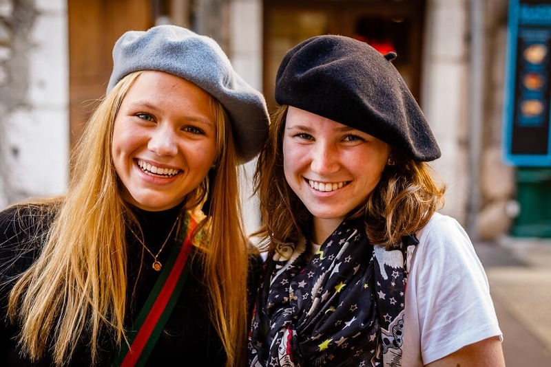 Madeline and Celeste