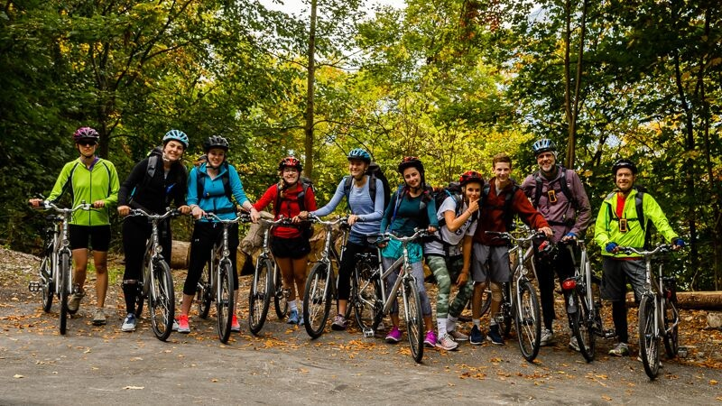 Bern Bike Trip