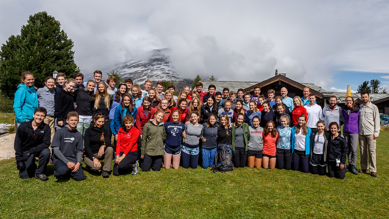 Swiss Semester 2017 at Riffelalp