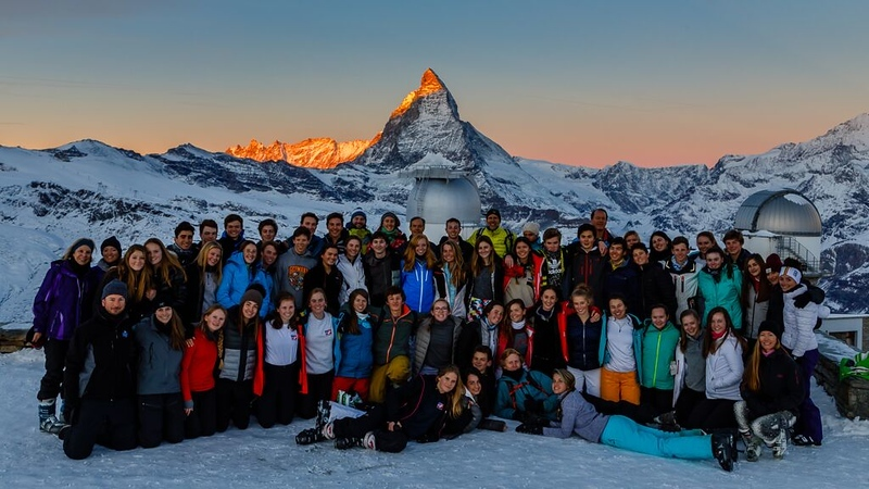The last day at Gornergrat for sunrise and then a full day of skiing!