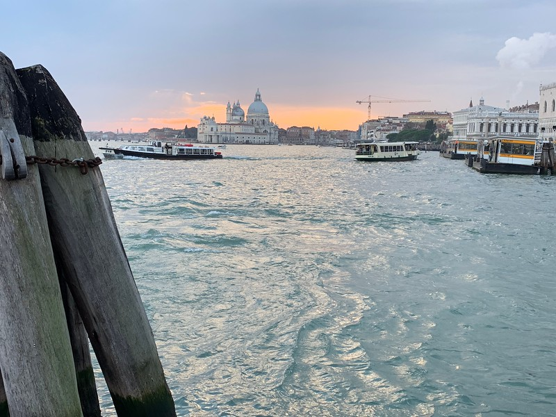 Santa Maria della Salute and the Grand Canal