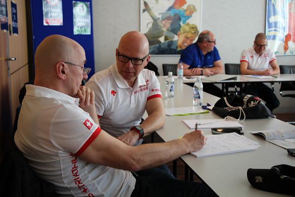 Schiedsrichterausbildung Ittigen